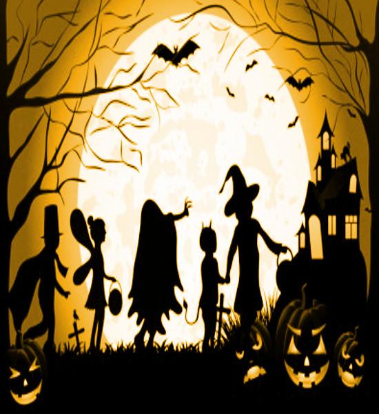 Halloween à la forge de Confort-Meilars